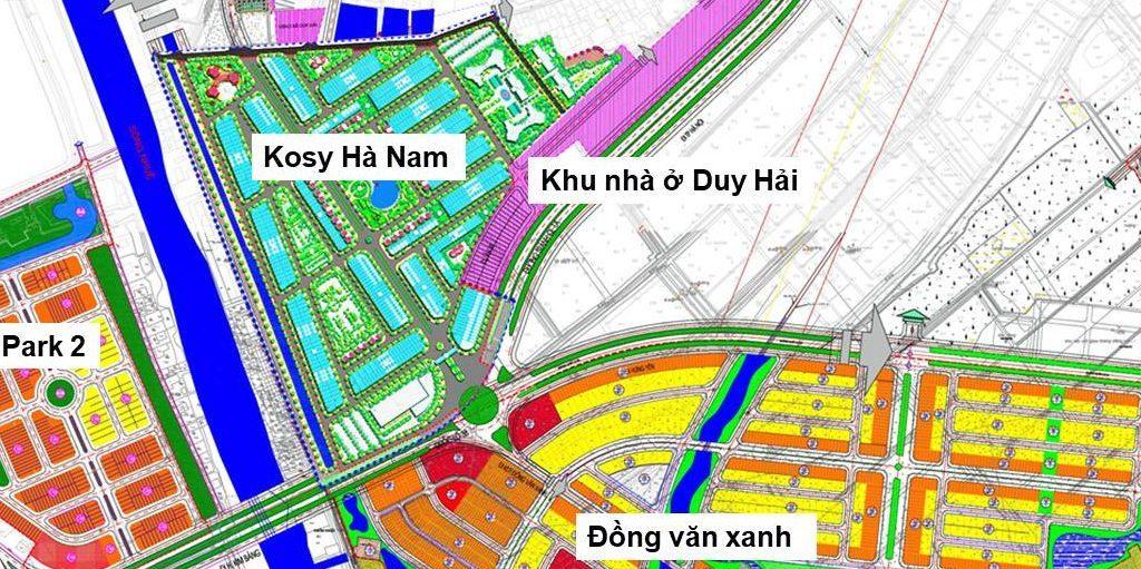 kosy city beat ha nam
